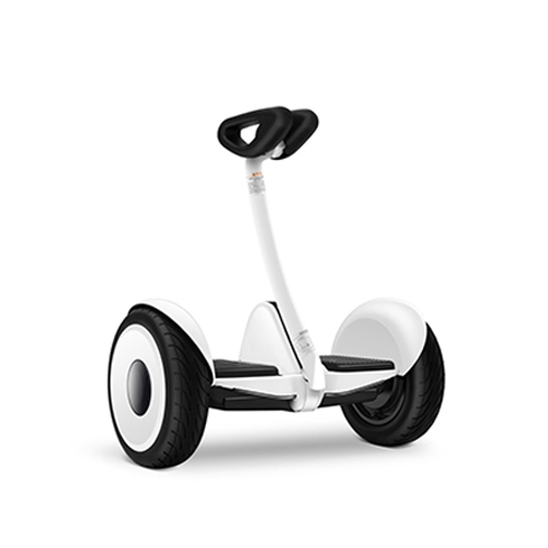 小米平衡车 定制版Ninebot 九号平衡车 智能电动体感车(白)